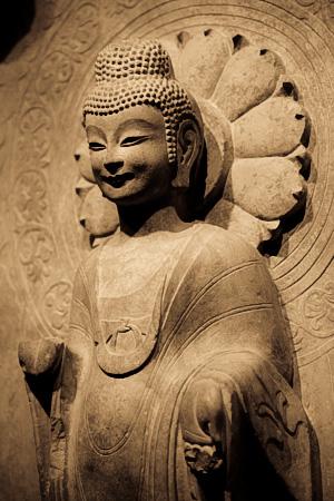 Гурджиев-Будда - династии Вэй